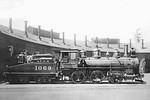 1069 Class B.C. (S-3), right side,  Sacramento CA,  ~1900 (SP Photo)